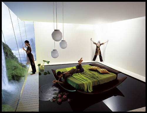 Creative ideas for an eco friendly bedroom my green home for Eco friendly bedroom ideas