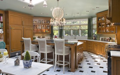 How to Keep your Kitchen Looking Fresh Without Using Dangerous Chemicals That Harm The Environment