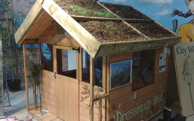 4 Creative Ways You Can Use Your Garden Shed To Help Save The Planet