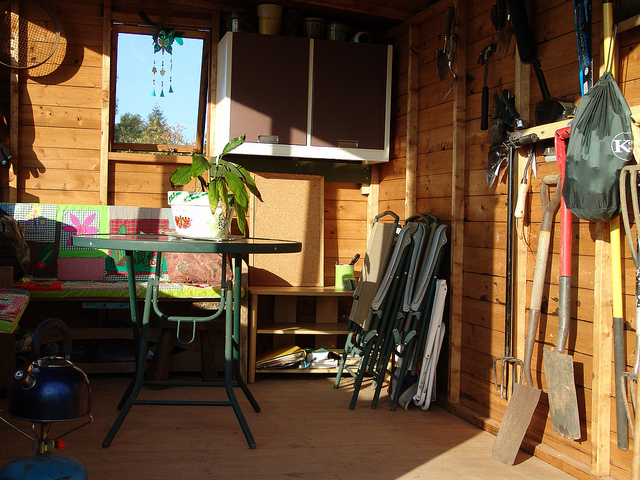 10 Mind-Blowing Things to do In Your Shed in 2014