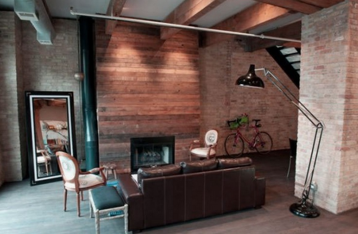 Green Design: Decorating Your Home with Reclaimed Wood