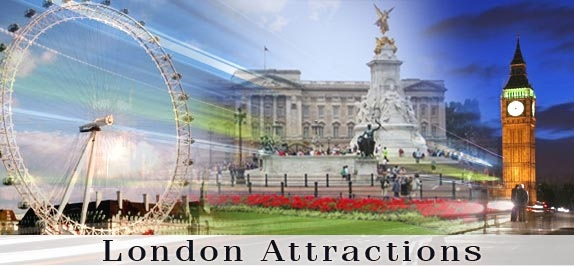 Must See Attractions in London
