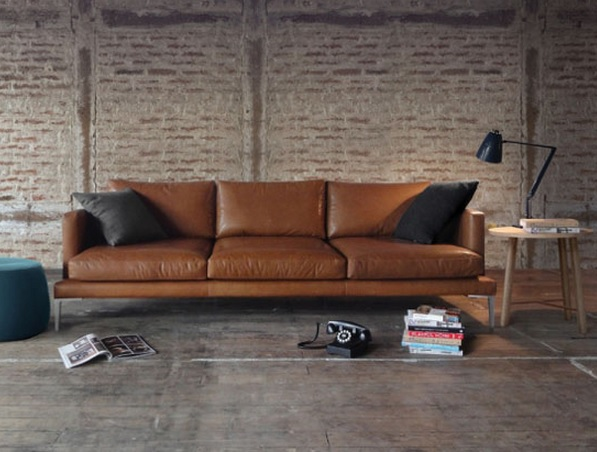 Simple, yet effective ways to clean your leather sofa