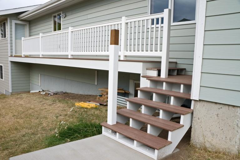 Why Choose PVC Railings over Wood Railings