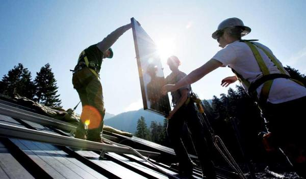 Saving Mother Earth: Why Green Remodeling is on the Rise