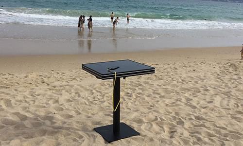 Sol-NRG beach