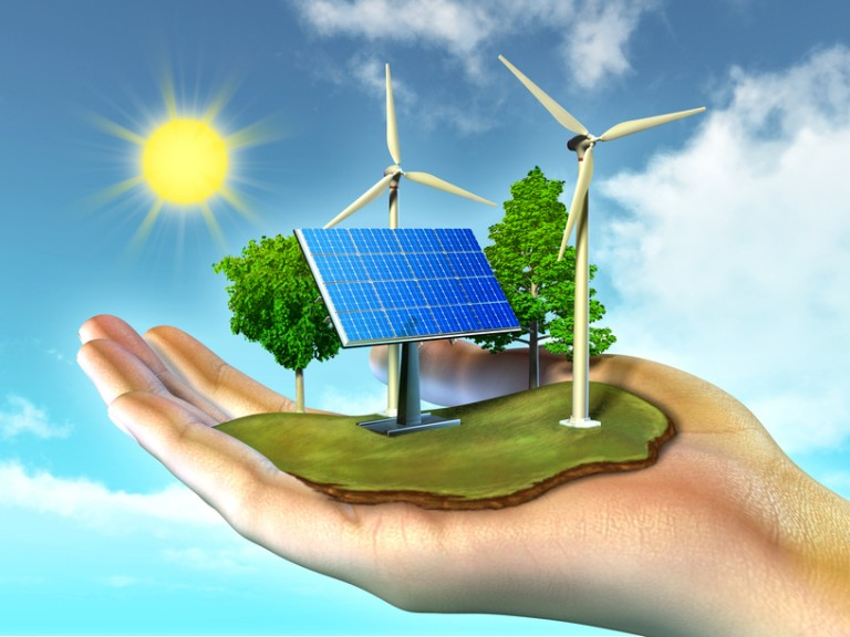 Why using sustainable energy is important