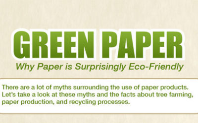 Green Paper: Why Paper is Surprisingly Eco-Friendly