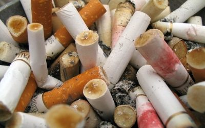 Impact of Smoking on the Environment