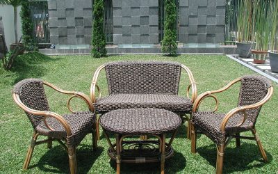 Switch to Eco-friendly Garden Furniture this Summer