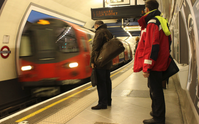 What London Does With Their Old Tube Trains