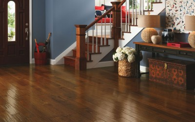 Maintenance tips for natural wooden floors