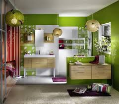 How To Create A Green Bathroom