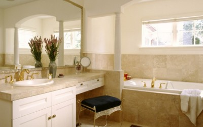 Turning the Bathroom Into a Luxury, Relaxing Room
