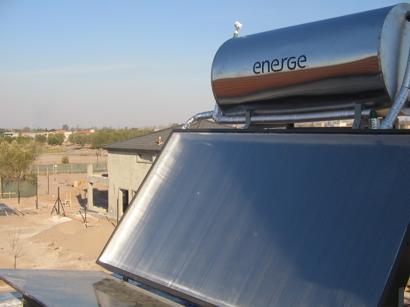 How-To: DIY Solar Hot Water Heater for