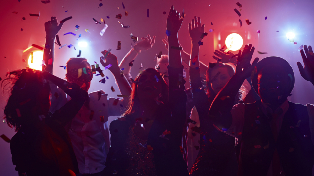How the addition of a motivational speaker can jazz up your private party