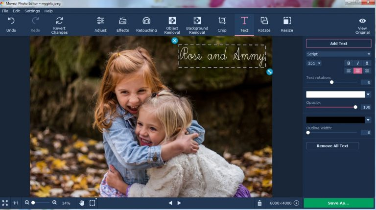 How to Improve Photo Quality with Movavi Photo Editor