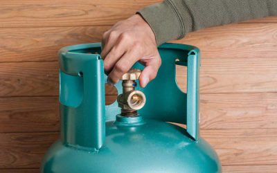 LPG Gas Safety in the Home