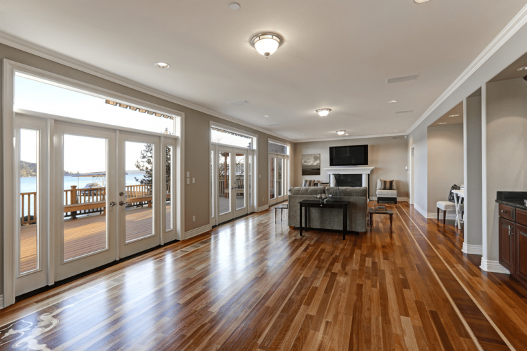 Dust Free Hardwood Floor Refinishing
