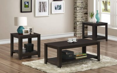 Why the Coffee Table Makes a Room Look Great