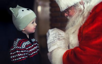 7 Ways to Make Kids Look Forward to Christmas