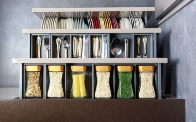 How to Be More Organised Around the Home