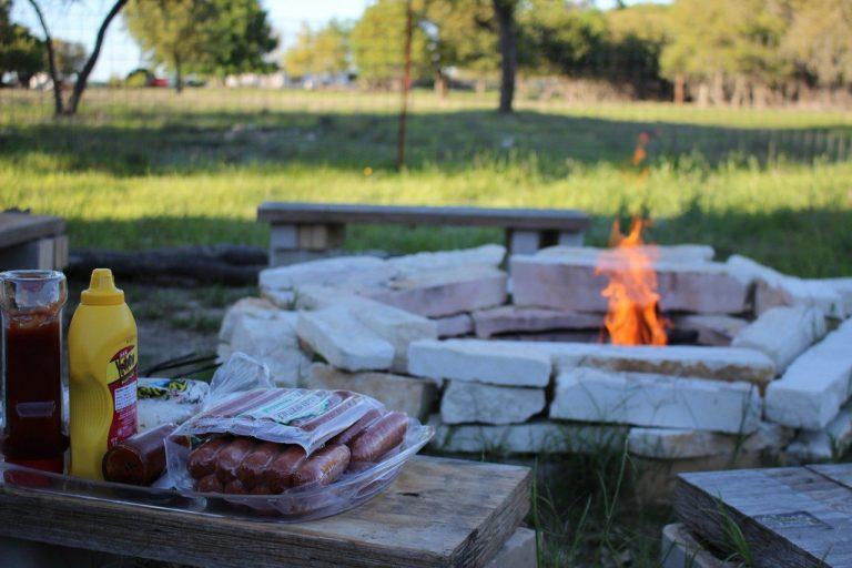 Stunning Outdoor Firepit Design – The Perfect Garden Feature